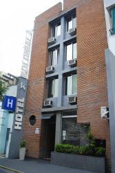Hotel Colonial, Maipu 1543, 2000, Rosario