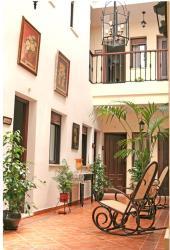 Hotel Encinilla, Encinilla, 20, 21450, Cartaya
