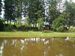 Les Cabanes de la Petite Sapinière, 4 Chemin de la Ville, 03140, Voussac