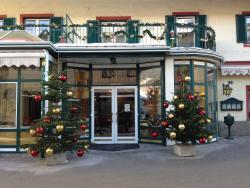 Hotel Das Moser, Kaiser-Franz-Platz 2, 5630, Bad Hofgastein