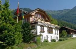 Landgasthof Alpenrose, Dorfstrasse 27c, 3858, Hofstetten