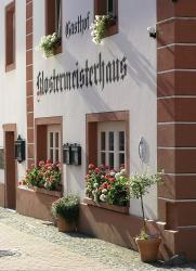Hotel & Restaurant Klostermeisterhaus, Im Süssen Winkel 2 , 79837, St. Blasien