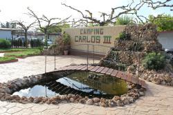Camping Carlos III, Carretera Nacional IV, Km 430, 14100, La Carlota