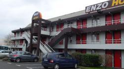 Enzo Hôtels, 19 rue le Corbusier BP 608, 95196, Goussainville