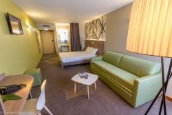 INTER-HOTEL Ecoparc, 68 rue du Basilic -Ecoparc ZAC St-Antoine, 34130, Saint-Aunès