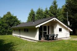 Three-Bedroom Holiday home in Farsø 3,  9640, Ertebølle