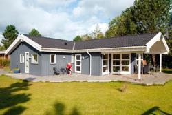 Four-Bedroom Holiday home in Stege 1,  4780, Stege