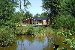 Three-Bedroom Holiday home in Nørre Nebel 3,  6830, Lønne Hede