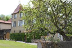 Château de Bourrassol, La tour Nord, 63200, Ménétrol