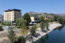 Hotel Mogorjelo, Ulica Kraljice Katarine Bb, 88300, Čapljina