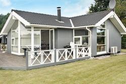 Three-Bedroom Holiday home in Rødvig Stevns 3,  4673, Rødvig