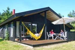 Three-Bedroom Holiday home in Saltum 10,  9493, Saltum