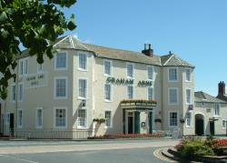 Graham Arms Hotel, English St, Longtown Cumbria, CA6 5SE, Longtown