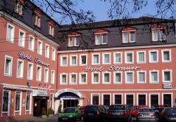 City Partner Hotel Strauss, Juliuspromenade 5, 97070, Würzburg