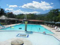 Hotel Hacienda El Diamante, Kilometro 1 via Villeta-Guaduas, 253410, Villeta
