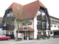 Hotel Waldparkstube, Waldparkstraße 1-3, 76669, Bad Schonborn