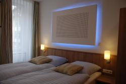 Hotel Rest Inn, Pforzheimerstr.12, 75015, Bretten