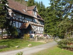 Hof Guttels Waldgasthof Ferienpension, Hof Guttels 1, 36199, Rotenburg an der Fulda
