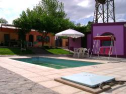 Cabañas El Mangrullo, Antonio Puebla Lote 3, 5539, El Challao