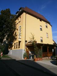 Hotel La Ferté, Strassburger Straße 1, 70435, Stuttgart