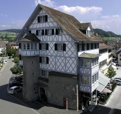 Hotel Restaurant zum goldenen Kopf, Marktgasse 9, 8180, Bülach