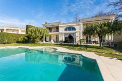 Villa Le Spagnol, 45, Chemin du Cal de Spagnol, 06200, Saint-Isidore
