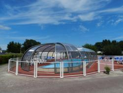 Camping le Rivage, 75 rue Sainte Marie, 50630, Quettehou