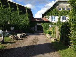 Chambres d'hôtes Les Templiers, Domaine de Xugney, 88130, Rugney