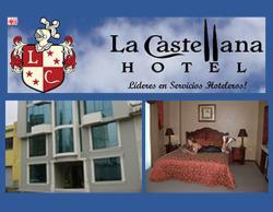 La Castellana Hotel, Lauro Guerrero 10-57 entre Azuay y Miguel Riofrio, 110101, Loja