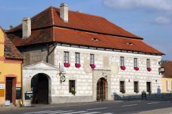 Hotel Na Velké Hospodě, Nám T.G. Masarik 140, 387 32, Sedlice