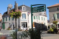 Hotel du Diamant, 6, rue du diamant, 86460, Mauprévoir