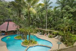 Hotel Hosteria el Paraiso, Via Calacalí la Independencia Km 116, 170850, Pedro Vicente Maldonado