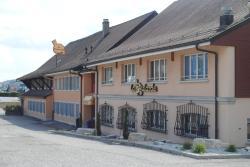 Motel La Poularde, Rte de Fribourg 28, 1680, Romont