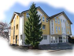 Hotel Garni Zur Bergstrasse, Bahnhofstrasse 10, 64673, Zwingenberg