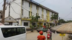 Saffana Hotel, Route n°3, 12274, Douala