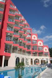 Rose Garden Hotel, Sunny Beach, 8240, 阳光海滩