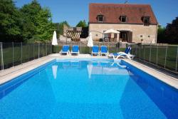 Chez Charolais, La Maison Rouge, 58290, Moulins Engilbert