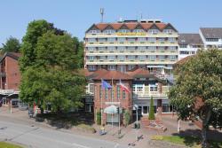 Sachsenwald Hotel Reinbek, Hamburger Straße 4-8, 21465, Reinbek
