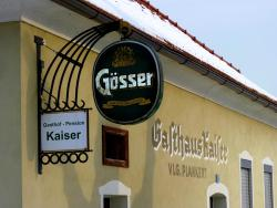 Gasthof Kaiser, Maria-Pulster-Weg 8, 9300, Sankt Veit an der Glan