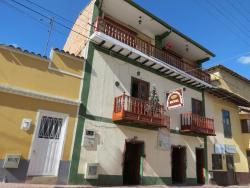 Hotel Rancho Grande, calle 5 No 4-50, 153260, Tibaná