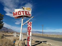 Rustic Oasis Motel, 2055 South Highway 395, 93549, Olancha
