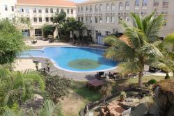Hotel Victoria Garden, Estrada do Camama s/n, (junto ao Estádio 11 de Novembro),, Camama