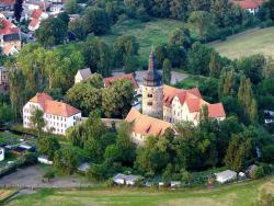 Wasserburg zu Gommern, Walther-Rathenau- Str. 9-10, 39245, Gommern