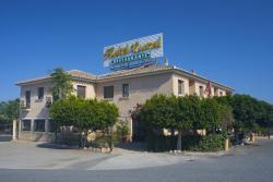 Hotel Rural Miguel Rosi, Ctra. N. 340, km 560. Salida de la  A-7, N 559 - GPS 37.4337,-1.9101, 04600, Huércal-Overa