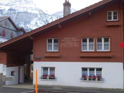 Ferienwohnung Kritz, Dorfstrasse 37, 3858, Hofstetten