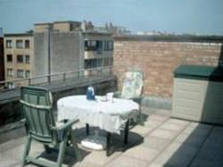 Roof Studio with Large Sun Terrace in Middelkerke, Leopoldlaan 139, 8400, Middelkerke