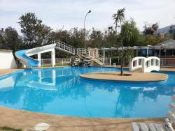 Hosteria y Spa Llano real, Esmeralda 2401, 2330000, Olmué
