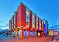 Hotel Palas, 9 Petko Stainov Str, 6100, Kazanlŭk