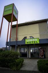 Lemon Hotel - Yvelines Chanteloup Les Vignes, Rue d'Andresy, 78570, Chanteloup-les-Vignes