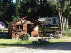Camping Petite Riviere, La Gane Chapoup, 19320, Clergoux